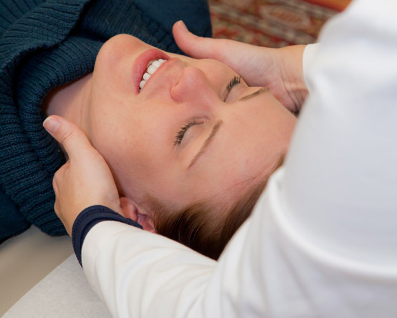 Chiropractic Adjustment Image